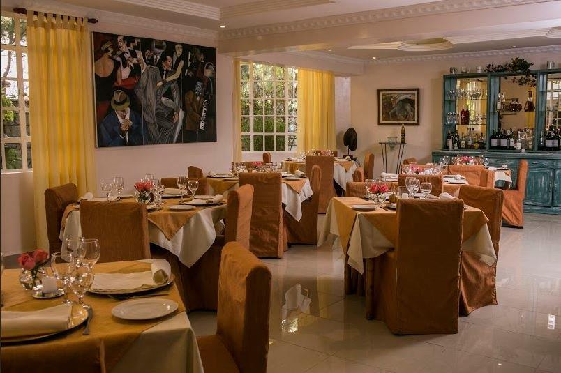 Hotel Rudi Restaurant...
