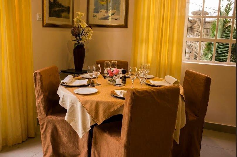 Hotel Rudi Restaurant..