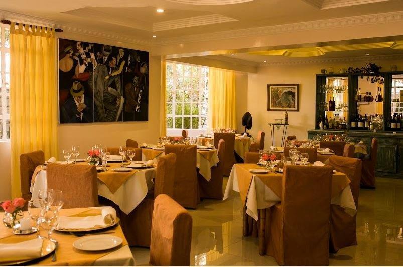 Hotel Rudi Restaurant