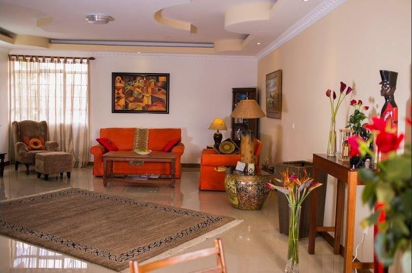 Our 1-bedroomed Apartment